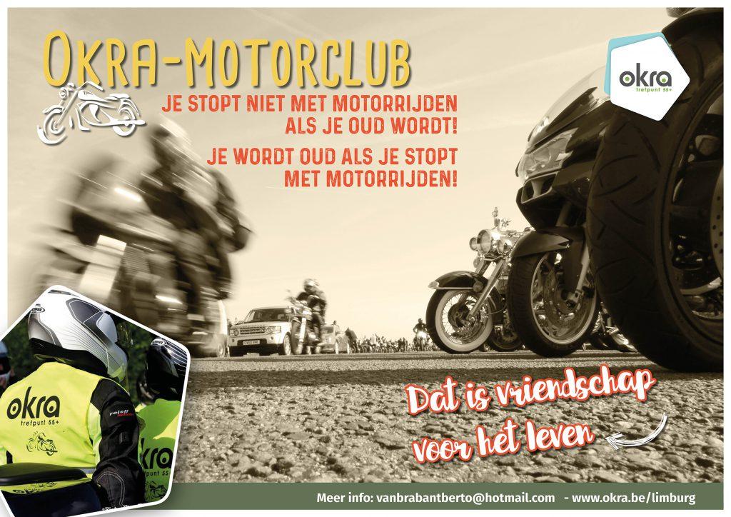 Affiche motorclub